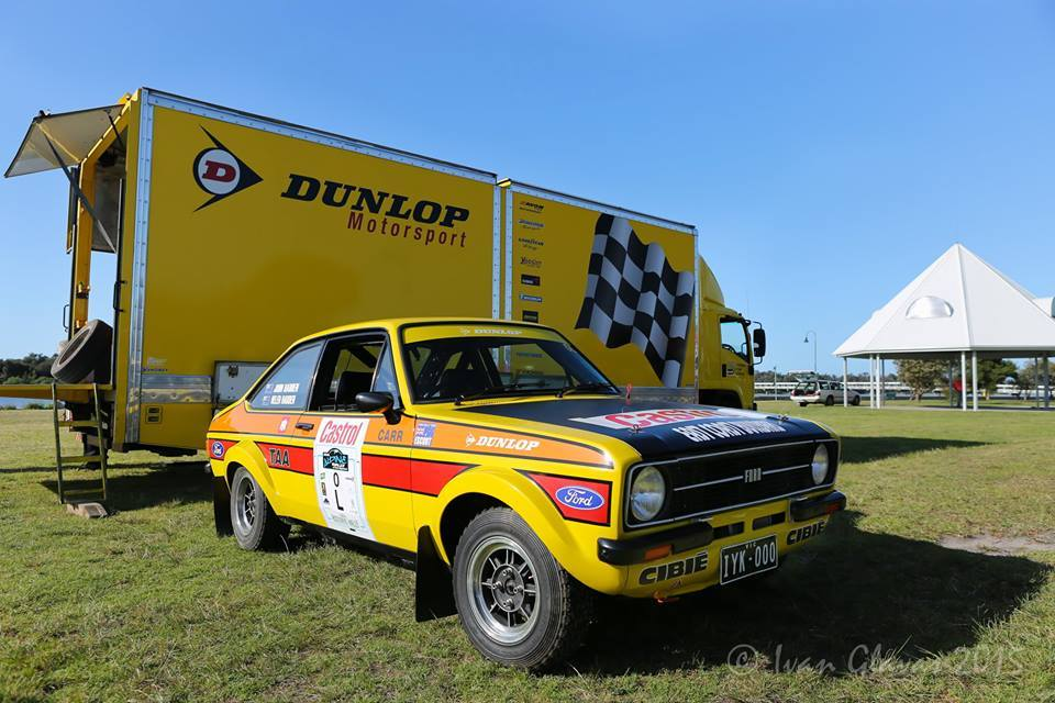 1977 Ford Escort RS1800
